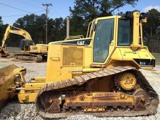 2006 Caterpillar D5n Lgp Crawler Dozer photo