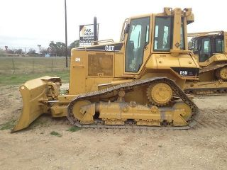 2005 Caterpillar D5n Xl Crawler Dozer photo