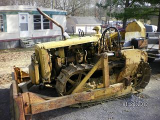 1949 Cat D2 Dozer photo