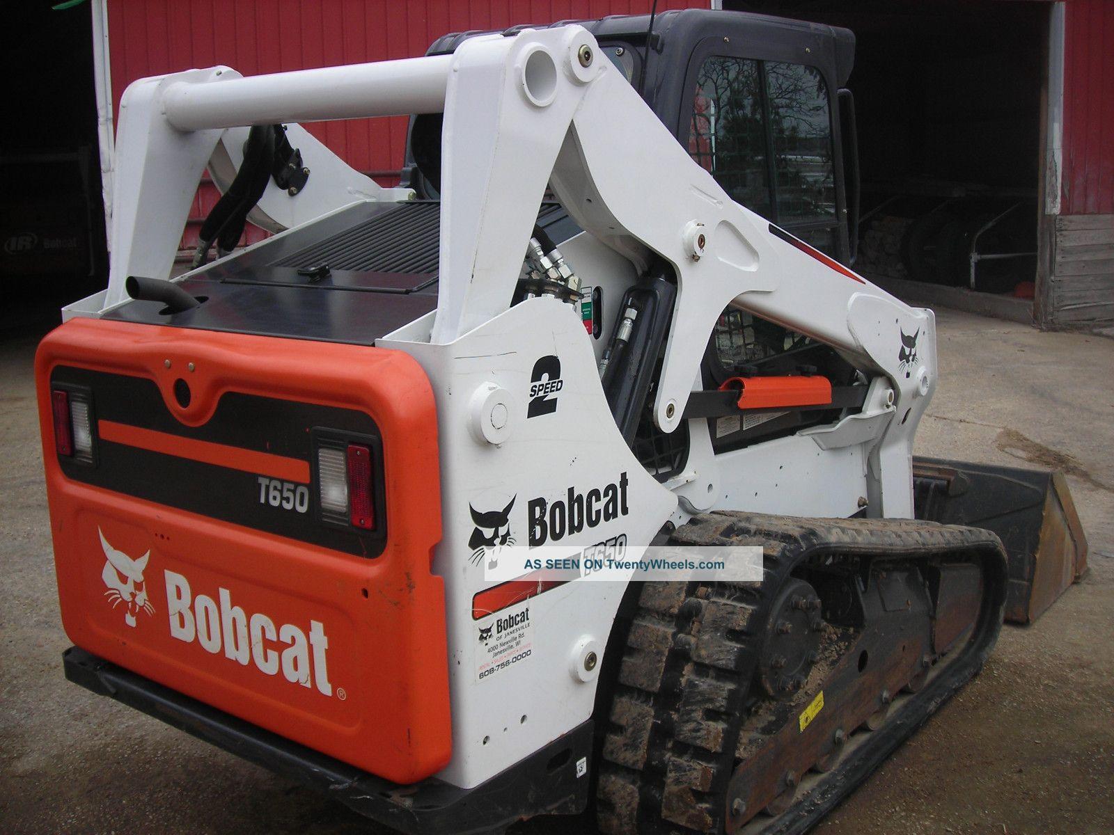 Bobcat T630 Specs