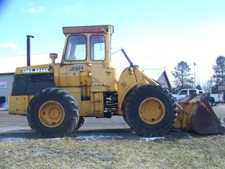 644 John Deere Wheel Loader 4x4 photo