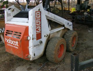 Bobcat Skid Steer photo
