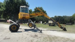 Menzi Muck 6000 Walking Excavator photo
