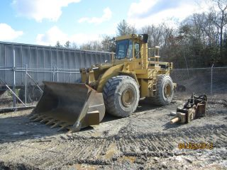 Cat 980f Wheel Loader photo