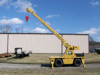 1981 Broderson Ic - 80 - 1a Crane photo