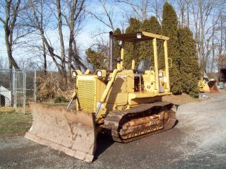 Fiat Allis Fd7 Dozer photo
