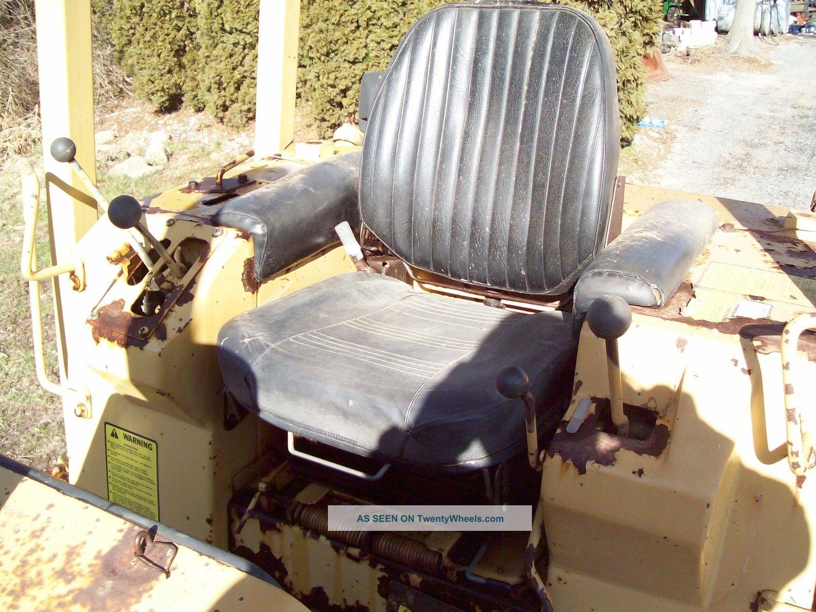 Fiat Allis Fd7 Dozer