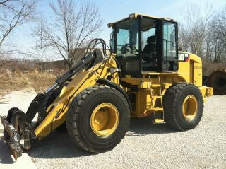 2008 Caterpillar 930h Wheel Loader photo