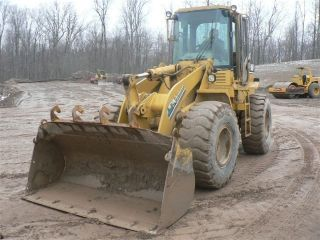 1995 Caterpillar 928f Wheel Loader photo
