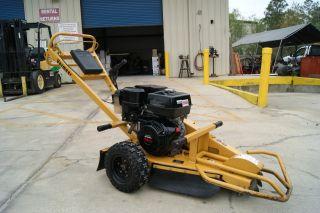 Vermeer Sc130 Stump Grinder W/ Honda 13hp.  Ready - To - Work Condition photo
