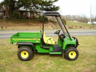2007 John Deere Tx Gator Only 61 Hours photo