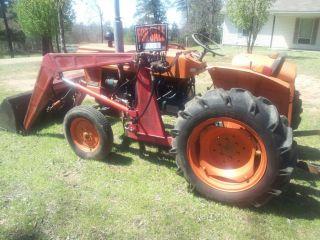 1970,  1976,  Kubota L260 Tractor photo