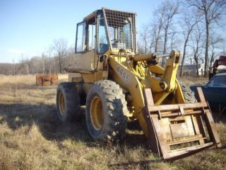 John Deere 444e Wheel Loader photo