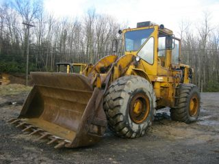 Caterpillar Cat 966c Wheel Loader photo