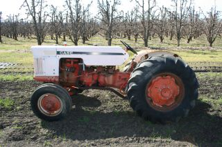 1963 J.  I.  Case 440 Farm Tractor photo