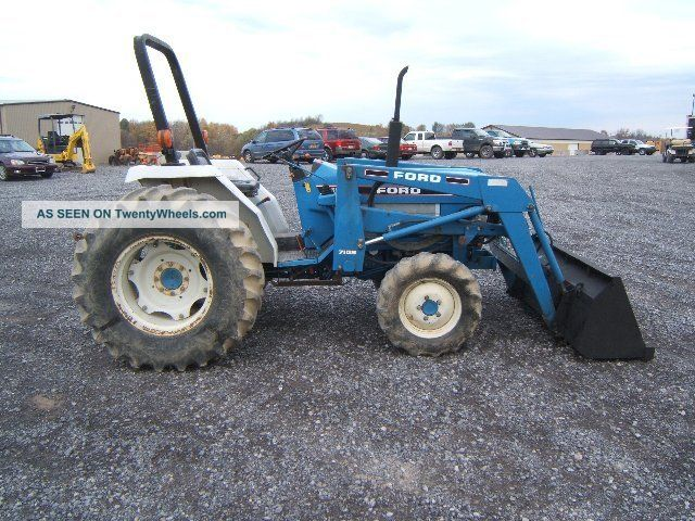 New Holland Ford Tractor 1920 : New holland tractors for sale autos post