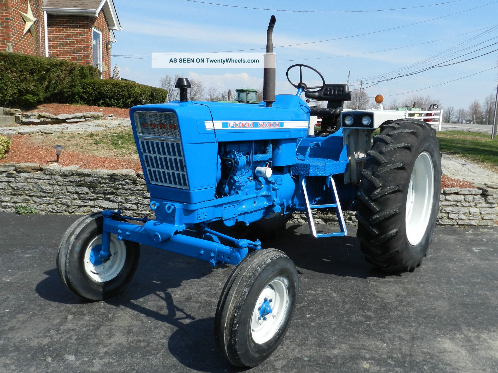 Ford 5000 Tractor Parts Catalog : Ford loader autos post