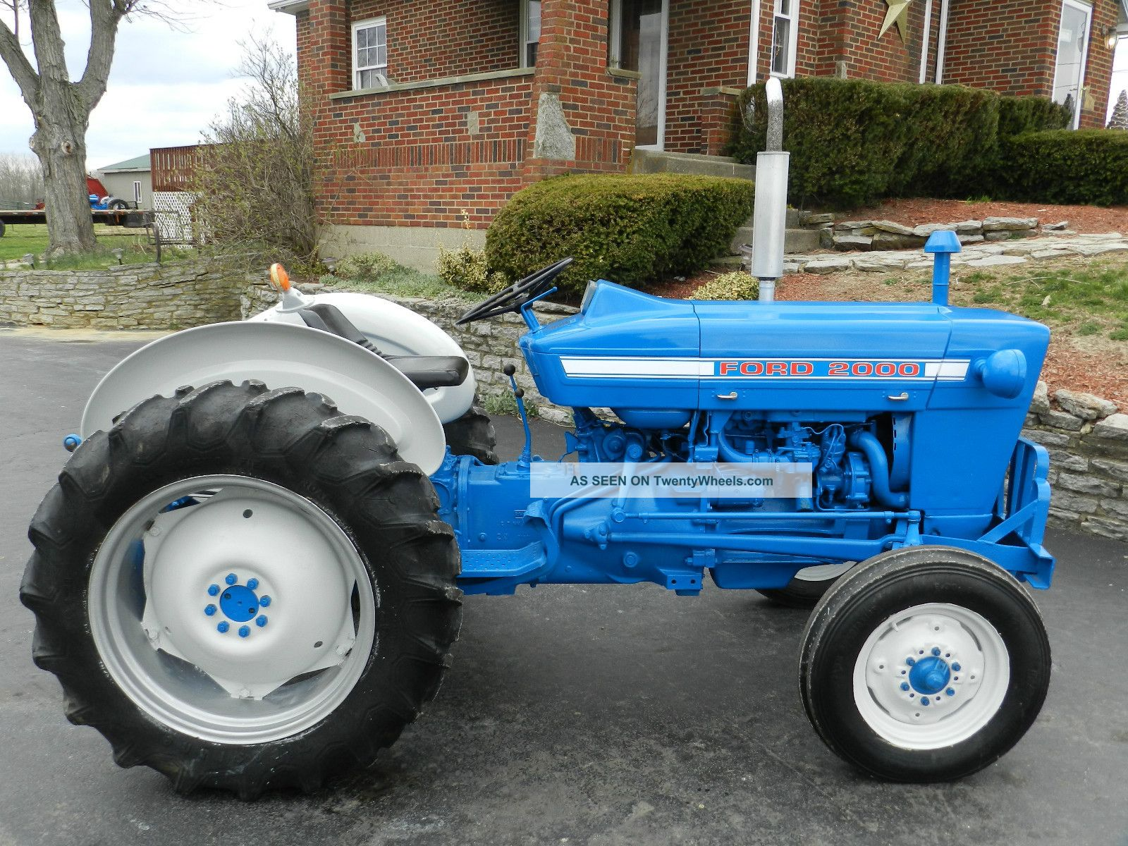 Ford Tractor Company : Ford tractor bing images