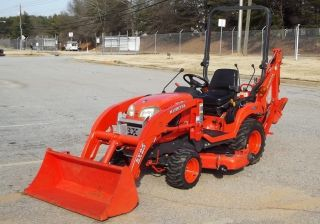 2011 Kubota Bx25lb - R 4wd 421 Hrs photo