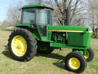 John Deere 4430 Tractor & Cab - Diesel photo