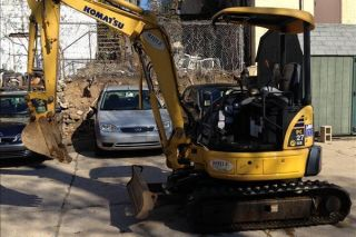 2006 Komatsu Pc 27mr - 2 Mini Excavator photo