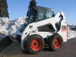 2012 Bobcat S185 Skidsteer - Cab With Heat And A/c. . . . . . photo