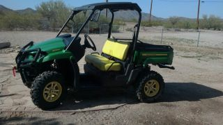 2012 John Deere Gator Xuv 550 photo