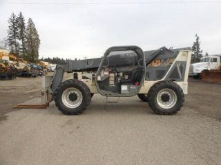 2006 Terex Th636c 6,  000 Lb Lift Capacity & 36 Foot Reach. photo