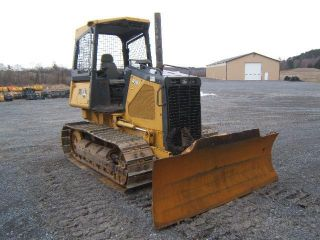 John Deere 450j Dozer photo