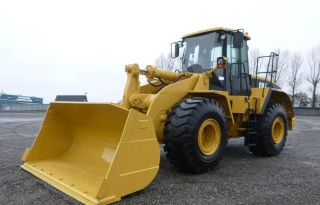 2003 Caterpillar 966g Wheel Loader Cat0966glaxj01309 photo