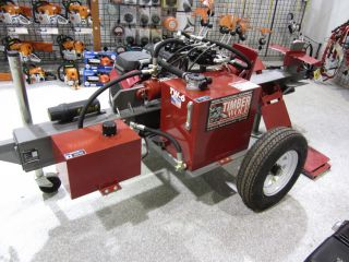 2013 Timberwolf Tw - 6 Log Splitter photo