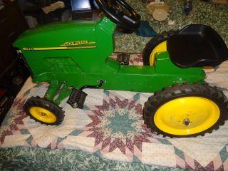 Vintage 8310 Toy John Deere Tractor photo