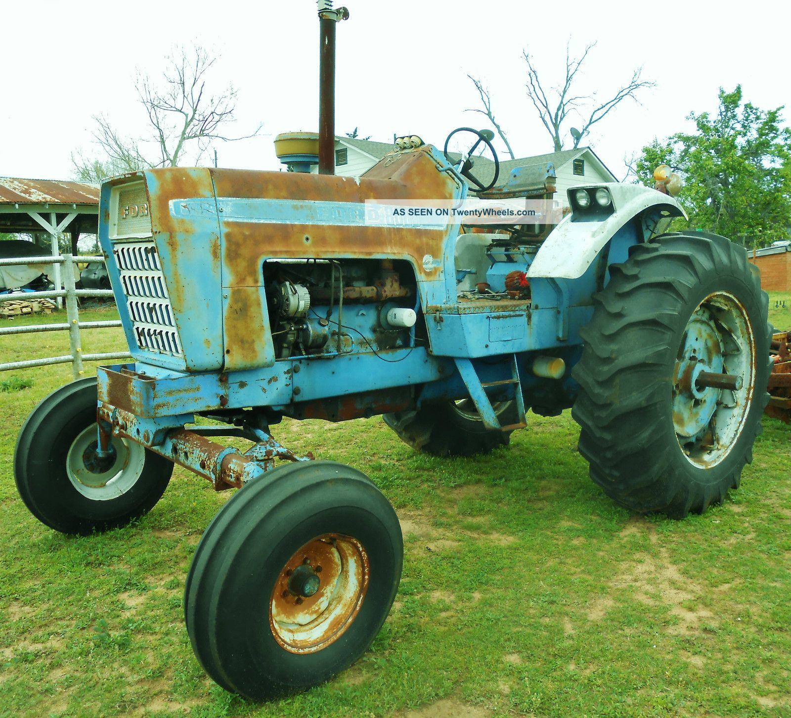 Ford Tractor Wallpaper Ford Tractor
