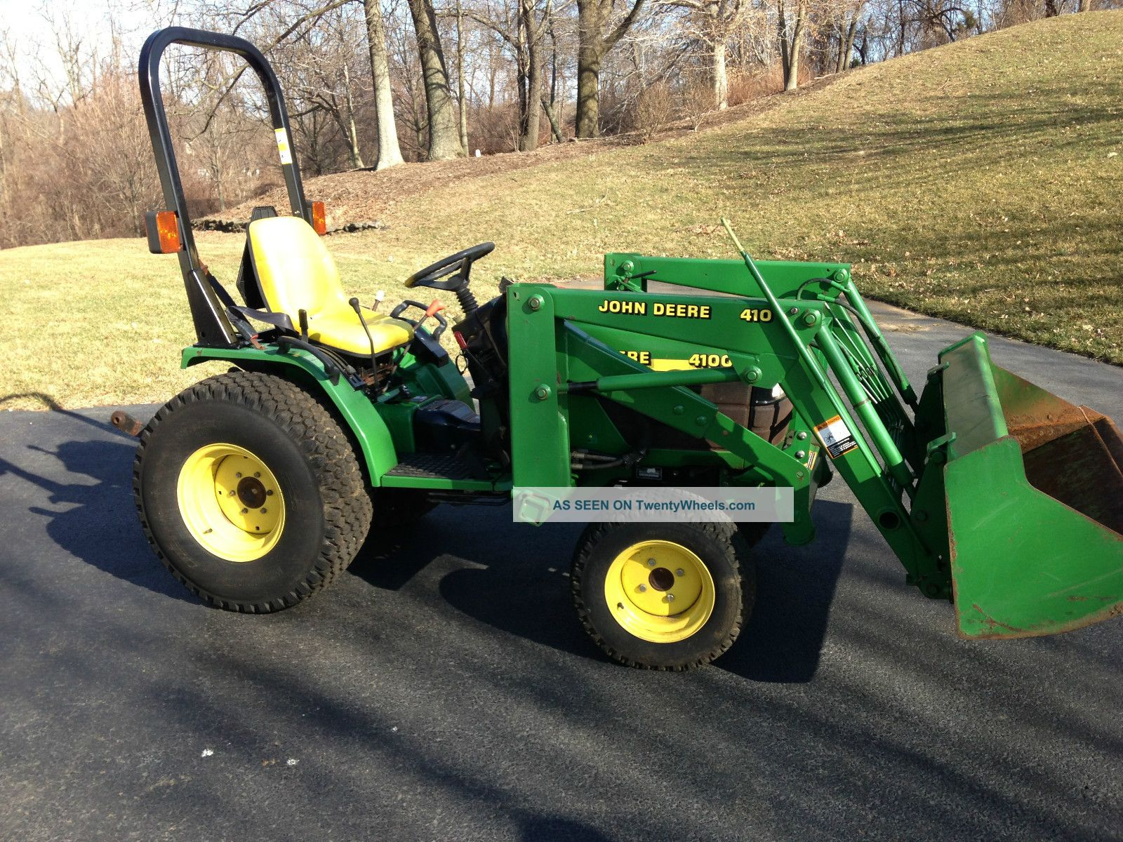 John Deere Lawn Tractor Accessories Lookup Beforebuying Lx172 Wiring Diagram 4100 Attachments