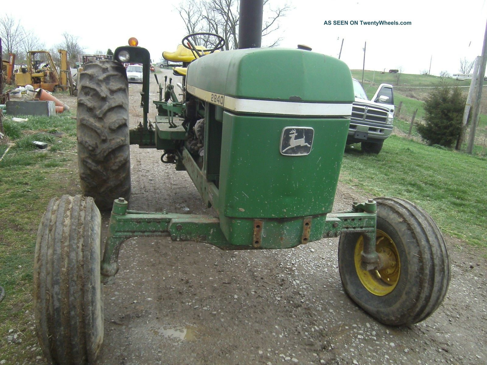 john deere brown box manual
