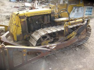 International - Td6 - Tractor - Dozer - Crawler photo