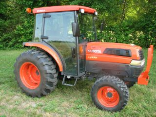 2007 Kubota L4630 Gst (cab) Tractor photo