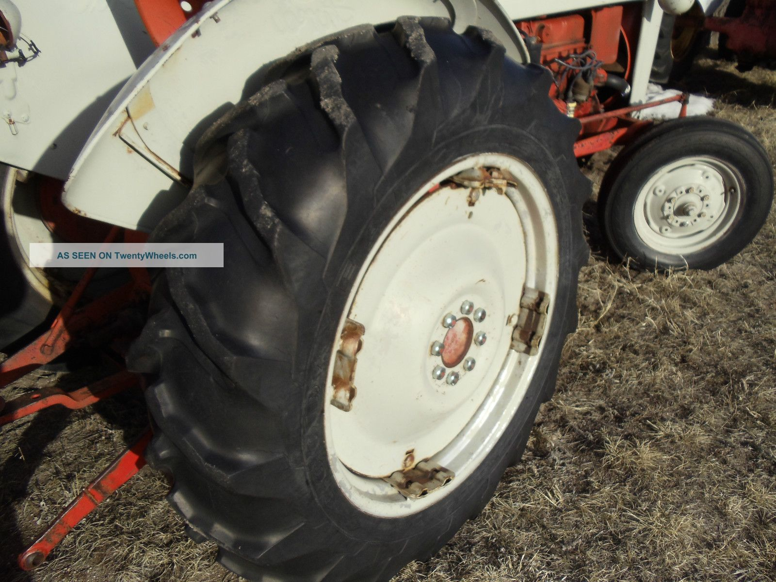 Ford 850 Tractor Serial Numbers : Ford tractor colors pictures to pin on pinterest