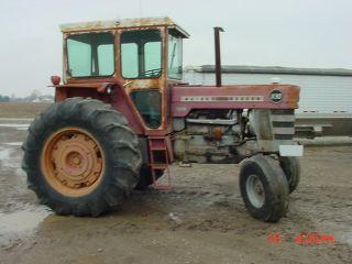 Massey Ferguson Mf 1130 Tractor - Rare photo