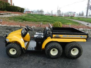Gator Cub Cadet - Big Country 6x4 - Utv - 723 Hours photo