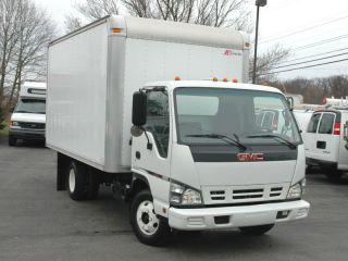 2007 Gmc W3500 14ft Box Truck photo
