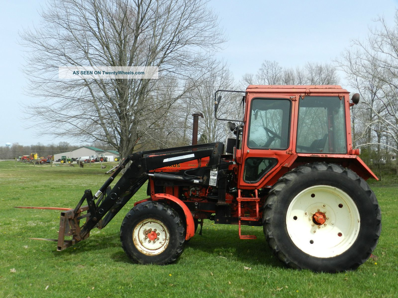 4697 Belarus 925 tractor with cab  front loader   4x4   1537 hours additionally 1979 Cook Semi Bottom Dump Trailer 8595856 together with 26910 1957   1958 farmall cub tractor with woods belly mower moreover Wilson Belly Dump Tag Axle 50 Grain V1 0 Fs17 as well Trailer Wiring Diagrams. on belly dump semi trailers