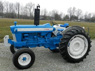 Ford 5000 Tractor - Diesel - Restored - Sharp photo