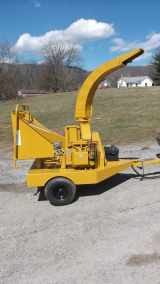Vermeer 620 Wood Chipper 6