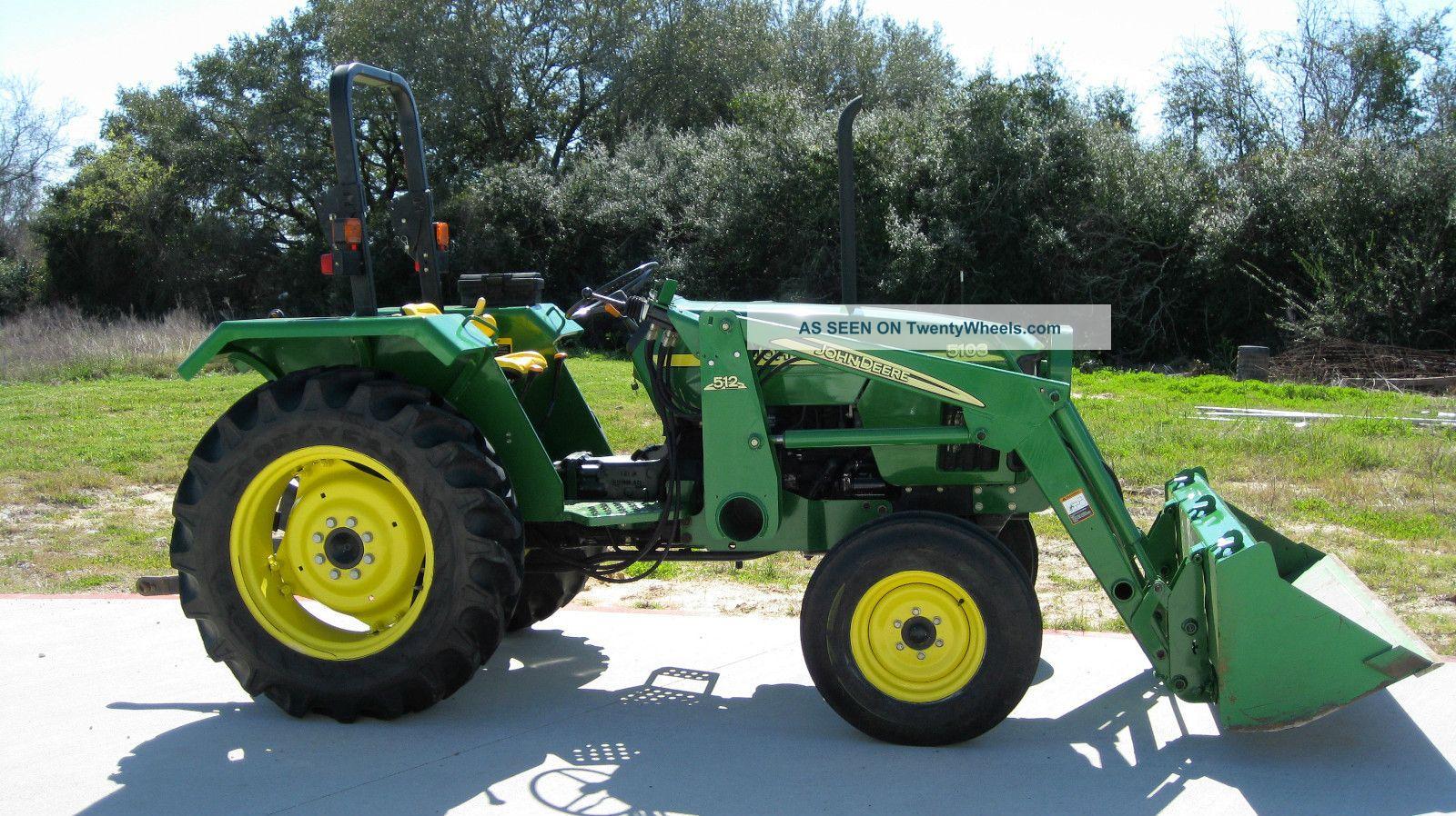 John Deere 5103 For Sale Best Deer Photos Wiring Diagram Tractor 2005