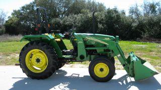 John Deere Tractor 5103 (2005) photo