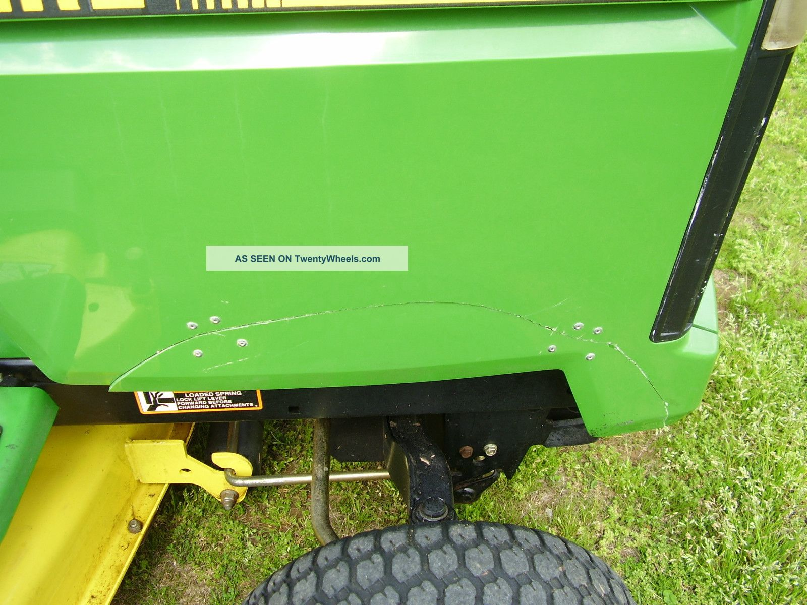 Lx173 Wiring Diagram Free Download Diagrams Gt235 John Deere Lx 173 Riding Mower 25 At