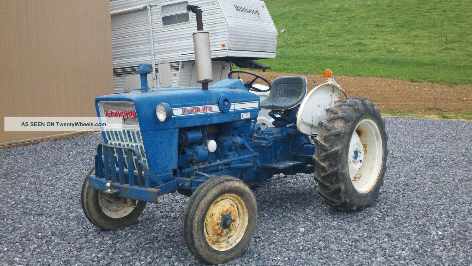 1975 Ford 2000 Tractor Parts : Ford tractor carburetor
