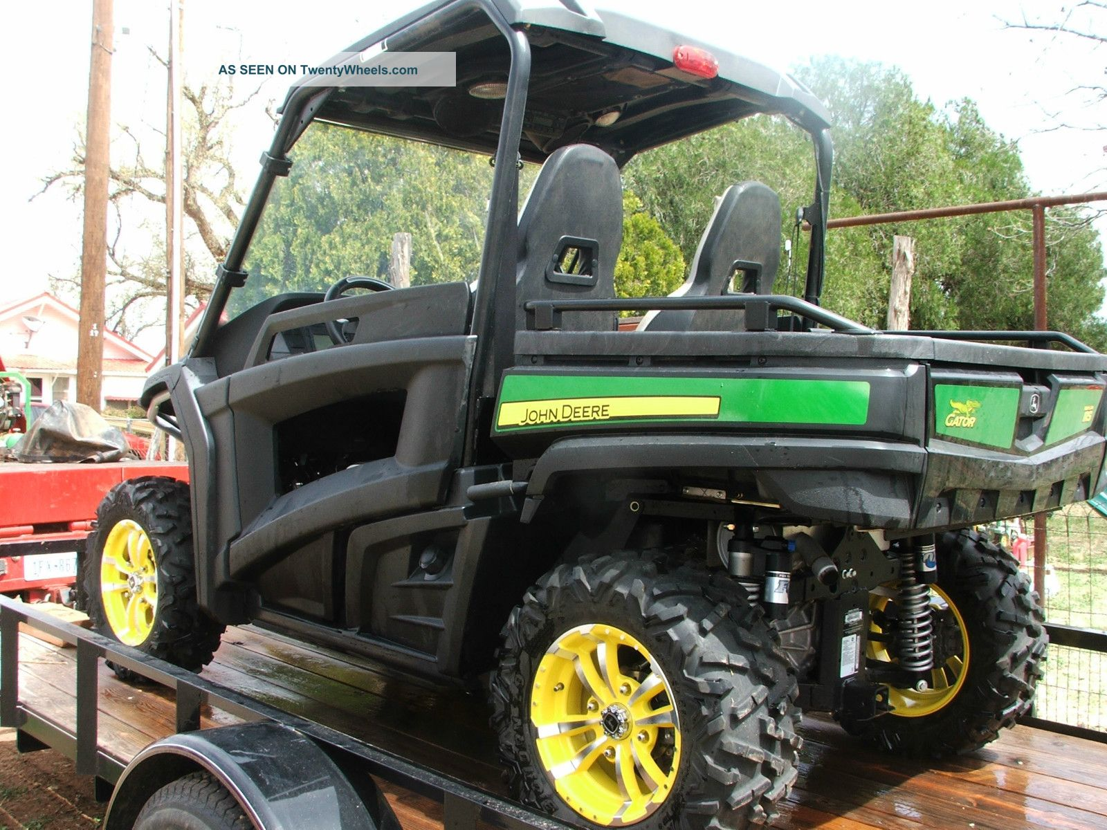 john deere gator rsx reviews autos post. Black Bedroom Furniture Sets. Home Design Ideas