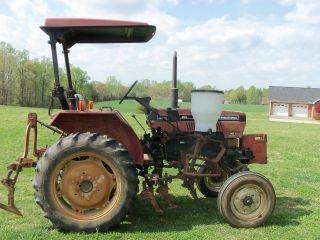 1992 Case Ih Row Crop Tractor photo